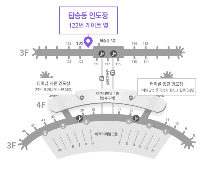 인천국제공항 탑승동